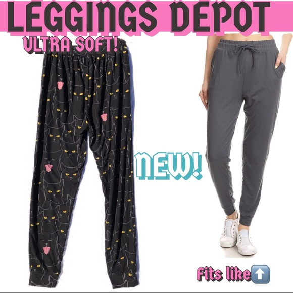 f978beeb70a5b FREE SHIPPING 🙀SUPER SOFT JOGGERS. Boutique. Leggings Depot